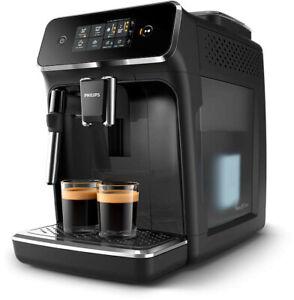 PHILIPS Kaffeevollautomat EP2224/40 Series 2200 Espressomaschine