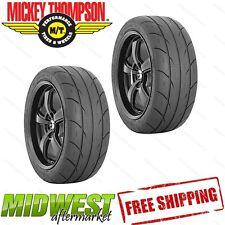 90000024558 Mickey Thompson ET Street S/S Radial Tire P275/40R17 Set of 2