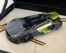 PEUGEOT EX 1 , coche del concepto, 2010 , norev , 1:43