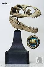 Weta Kong 8th Wonder of the World Venatosaurus dinosaur Skull replica statue
