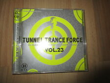 CD Tunnel Trance Force 23