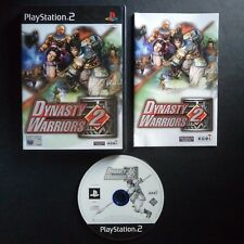 DYNASTY WARRIORS 2 PlayStation 2 PAL English・❀・FIGHTING BEAT EM UP PS2 KOEI