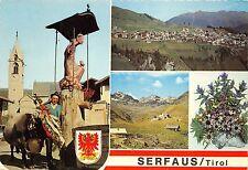 BG26989 serfaus tirol sommerfrische types folklore    austria