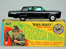 Rare GREEN HORNET BLACK BEAUTY 1:43 Launching 1966-67 CORGI 268 Diecast A/O MIB