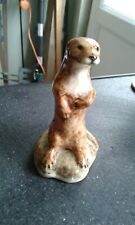 Ceramic Otter Ornament by Wyke Pottery