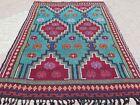 "Turkish Mut Kilim Rugs, Livingroom Rug, Large Rug, Teppiche 73""x98"" Area Carpet"