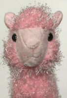 "Kellytoy Llama Plush 12"" Pink Alpaca Stuffed Animal Toy"