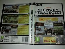 Ageod's Military Strategies - Battles of 1750 to 1918 - PC Game  025-040