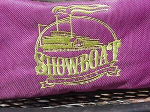 Las Vegas SHOWBOAT 2 Ball Bowling Bag