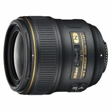 Nikon Fixed/Prime f/1.4 Camera Lenses