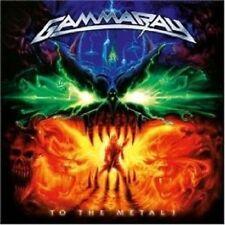 "GAMMA RAY ""TO THE METAL"" CD 10 TRACKS NEU"