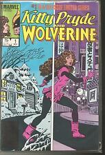 Kitty Pryde and Wolverine Set # 1, 2, 5 Nov 1984 Marvel X-Men Chris Claremont