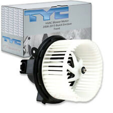 TYC Front HVAC Blower Motor for 2008-2015 Buick Enclave  pq