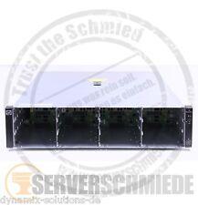 "HP M6412A 3,5"" 4G FC EVA6400 Drive Enclosure AG638B Storage Shelf AG638-63011"