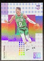 Jayson Tatum 2017-18 Panini Status #128 Boston Celtics Rookie RC