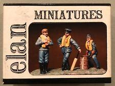 Elan Miniatures 1/48 Anyone For Cricket? 3 Raf Pilots Elan006