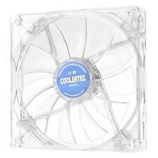PC Computer Case Cooling Fan Cooler Red LED 140mm 3Pin 4Pin 140x140x 25mm Silent