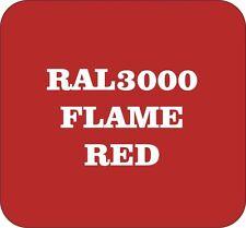 FLAME RED HEAT RESISTANT PAINT BRAKE CALIPER ENGINE Proof bike car motorbike bbq