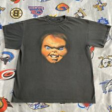 "VTG Chucky ""Child's Play"" T-Shirt Men's XXL 90s Original Horror Distressed"