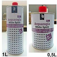 2BM acquaragia white spirit x antiruggini smalti e vernici  professionale new