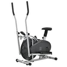 Crosstrainer Heimtrainer Ergometer 2in1 Fitness Sport Ellipsentrainer ArtSport®
