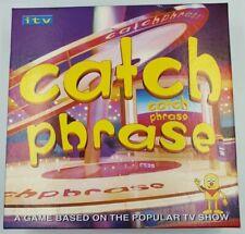 ITV Catchphrase Board Game - Britannia Games - Family Fun