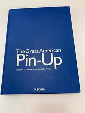 The Great American Pin-Up Hardcover Book Martignette Meisel Tachen 2006