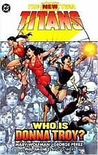 New Teen Titans, The: Who is Donna Troy?-ExLibrary