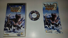 * Sony Playstation PSP Game * MONSTER HUNTER FREEDOM 2 * JAPANESE JAP