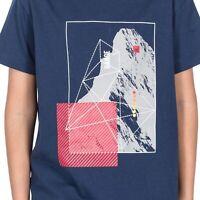 Trespass Lowie Boys Short Sleeve T-Shirt Summer Casual Top Tee For Kids