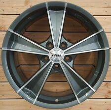Satz Rial Roma Alufelgen 8,5x18 5x120 BMW 1er E82 E87 3er E46 E90 X3 Z4 Insigna
