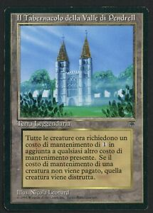 ***1x Italian The Tabernacle at Pendrell Vale*** MTG Legends -Kid Icarus-