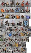 #12 DE AGOSTINI-DeAGOSTINI / ALTAYA/ FRONTLINE Ritter Figuren + Pferd Aussuchen: