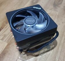 AMD AM4 Wraith Prism Cooler 105w with RGB LED Ring NEW + CABLES