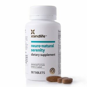 Xtendlife Neuro-Natural Serenity - 90 Enteric Coated Tablets