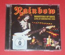 Rainbow - Monsters of Rock - Live at Donington 1980 -- CD + DVD / Hardrock