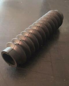 Soffietto in gomma foro 25 esterno flessibile 40 mm L=160 mm