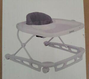 Joovy 00129 Spoon Foldable Baby Walker - Charcoal Kids Baby Toys