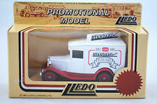LLEDO DIECAST FORD A Van in 75 Years Lincolnshire STANDARD BOSTON Livery MIB