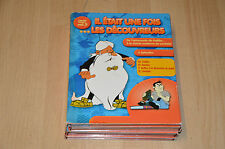 coffret DVD : il était une fois les découvreurs - volume 3 / la vie