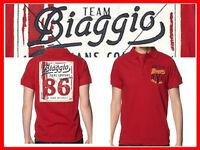 BIAGGIO (ITALIA)  Polo Homme Taille S L o XL   AU PRIX DE VENTES! BI03 T1G