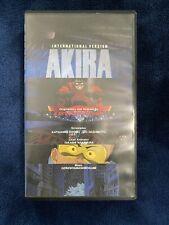 Anime Vhs Akita International Version Japanese Language