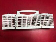 Kenmore Dishwasher Model 587.15253402 Silverware Basket 5304507404