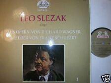 HELIODOR LEO SLEZAK SINGT WAGNER & SCHUBERT