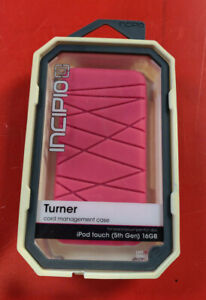NEW INCIPIO iPod Touch (5th gen) 16GB Turner Cord Management Case Pink