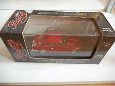 Bang Alfa Romeo Giulietta Sp. 2T. in Street Red on 1:43 in Box