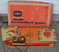 TUDOR TRU ACTION ELECTRIC BASKETBALL GAME