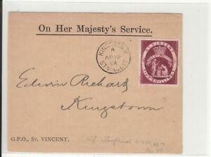 St.Vincent / High Value Stamps