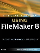 Special Edition Using FileMaker 8 (Special Edition Using)