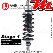 Amortisseur Honda NC 750 D Integra (2015) Wilbers Stage 1 Blackline
